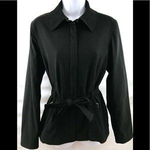 Esprit Vintage Black Sz SM Casual Dress Jacket